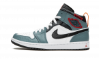 Jordan Air Jordan 1 Mid Facetasm - Fearless